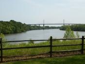 Bridge and Fence