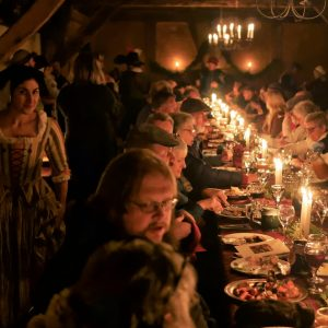 Boar's Head Feast Dinner