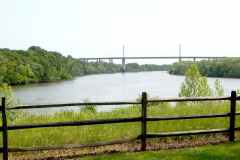 Bluff View of River
