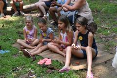 Powhatan Town Kids Clay Pots