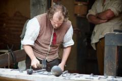Blacksmith at Publick Days