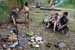 Powhatan Cooking Techniques