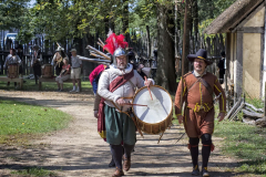Publick Days Marching